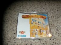 Outlaw Atari ST Case and Insert - No Game