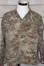 Multicam FRACU Insect Army Combat Uniform Coat Large Short USED