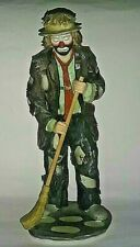 Flambro Emmett Kelly Jr Collection Limited Edition In The Spotlight Figurine