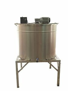 24 Frame Electric Honey extractor 304 Stainless Large Spinner