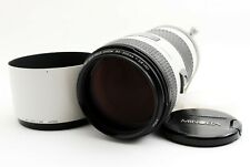 Minolta AF High Speed APO 80-200mm F/2.8 G Tele Zoom [Excellent++] From Japan
