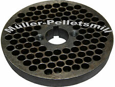 Matrize für PELLETPRESSE PELLET Matrize 120mm Ø 6mm für PP120 KL120 KJ120