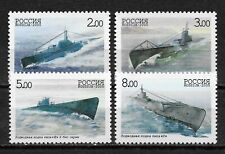 RUSSIA 2005,Submarine Forces,Submarines,Scott # 6887-6890,VF MNH** (ANDR3)