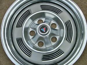 "1964-65 Plymouth Barracuda, Valiant wheel covers (13""), set 4, NOS! 2530339"