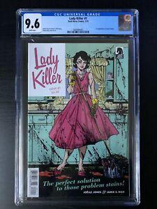 Lady Killer #1 CGC 9.6 Joelle Jones 1st Josie Schuller Netflix Blake Lively