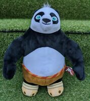 Kung Fu Panda Plush Soft Toy DreamWorks Great Condition Rare Collectable