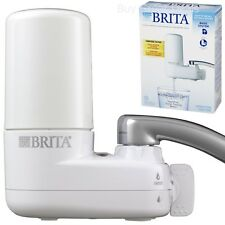 Brita Basic On Tap Kitchen Purififier Faucet Clean Water Filter System - New