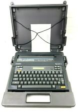 Canon Typestar 5 Electric Typewriter Tested Working No Cord Pre Owned