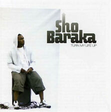 Turn My Life Up - Sho Baraka (2014, CD, Reach Records) - FREE SHIPPING