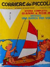 Corriere dei Piccoli n°26 1971 L' Apprendista Puffo - Hugo Pratt Corto   [G.248]