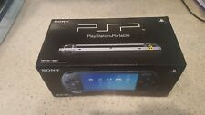 Black PSP 1001 / 98507 Launch Edition - Purchased NEW and never opened!