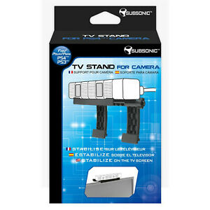 Support Réglable Pour Caméras Sony Playstation PS3 & PS4 / TV Stand AntiRayures