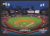 2018 TOPPS OPENING DAY AT THE BALLPARK - PICK YOUR CARD
