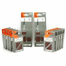 Piranha X82026 Jigsaw Sanding Kit + 200 Extra Sheets! Fits Bosch PMS400 & Jigsaw