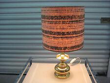 Tischlampen im Vintage -/Retro-Stil aus Stoff