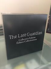The Last Guardian Collector's Edition Factory Sealed PS4 Action Adventure