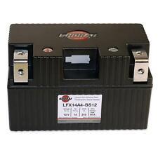 Shorai LFX Lithium-Iron Standard Battery for Yamaha 2001-16 YZF R6 LFX14A4-BS12