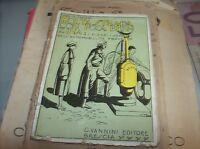 Con Mucha Carretera con Combustible de Ing. A. Nanni - Ed. Vannini Brescia 1927