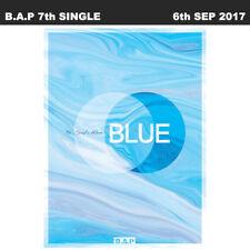 B.A.P BAP BLUE 7th Single Album A ver. CD+Photobook+Photocard KPOP