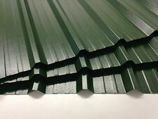 Box profile,Plastic Coated,0.7mm,Juniper Green, cladding,steel roofing panels