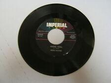 Merle Kilgore & 4 B's Tom Dooley Jr./Hang Doll 45 RPM EX