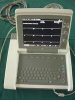 GE MAC 5000 12SL EKG Gerät mit Patientenkabel MAC5000 Ruhe Langzeit Marquette