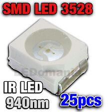 125/25# LED CMS IR 940nm-- 25 pcs  -  Plcc-2 TL  SMD