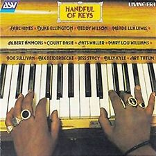 FREE US SHIP. on ANY 3+ CDs! NEW CD Various Artists: Handful of Keys