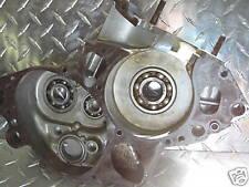 RM125 SUZUKI 1995 RM 125 95 ENGINE CASE LEFT SIDE