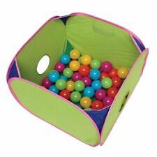 "Marshall - Pop-N-Play Ferret Ball Pit Toy Green - 14"" x 14"" x 10"""