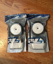 NEW Proline 1/8 buggy electron clay tires AKA Jconcepts TLR Mugen Associated