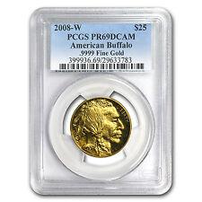 2008-W 1/2 oz Proof Gold Buffalo PR-69 PCGS