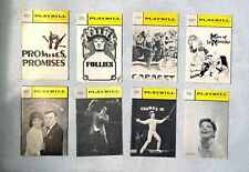 Vintage Playbills 60 and 70s (6)