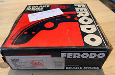 Ford Escort RS 2000 Mk1 Rear Brake Shoes - Ferodo - NOS