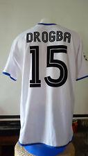 Maillot Drogba - Chelsea 2004-2005 - Taille L - 04-05 extérieur OM Marseille