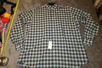 NWT $98 Polo Ralph Lauren Oxford Cotton Long Sleeve Shirt Mens MULTICOLOR Plaid