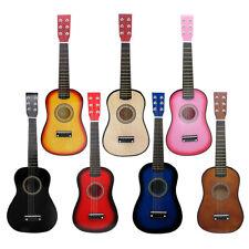 21 '' 6 Cordes Guitare Acoustique Cordes Instrument De Corde Cadeau