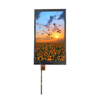 7-inch MIPI interface TFT capacitive touch LCD 800*1280 open-die customized IPS