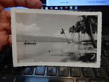 POSTCARD  - BARAHONA  DOMINICAN REPUBLIC   -  ART DECO ERA   O
