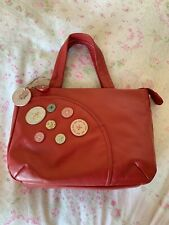 RADLEY LEATHER SMALL BAG IN EXCELLENT CONDITION GENUINE