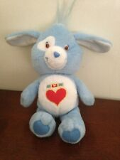 Care Bears Cousins Loyal Heart Dog 13� Blue Plush Stuffed Animal Puppy 2004