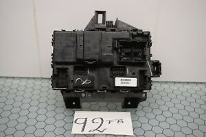 2013 Ford Taurus Multifunction Relay Junction Used Fuse Box Stock #92-FB