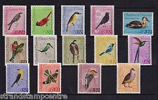 Venezuela - 1962 Birds - U/M - SG 1748-1753 + SG 1755-1762