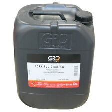 GRO OLIO FORCELLA GLOBAL RACING OIL 5W 20 LITRI