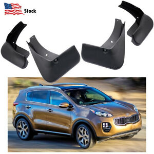 Car Mudguard Mud Flaps Splash Guards Fender for KIA Sportage 2017 2018 2019 2020