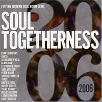 SOUL TOGETHERNESS 2006 15 MODERN SOUL ROOM GEMS NEW & SEALED CD (EXPANSION)
