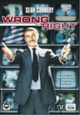 Wrong Is Right - Dutch Import  (UK IMPORT)  DVD NEW