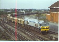 Foster Yeoman Diesel Class 59 59005 KENNETH J PAINTER Westbury 1989