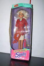 Vintage 90's Office Going Sindy Doll Mib Hasbro Funskool Rare