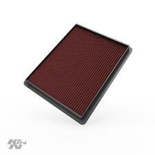 KN Engine Air Filter: High Performance, Premium, Washable, Replacement Filter: